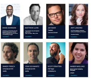 Conex: The Content Experience Conference 2018 Speakers