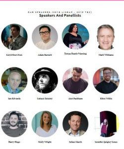 Social Day Conference 2018 Speakers