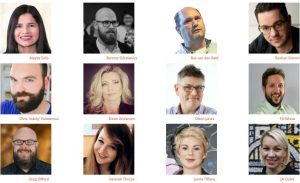 UnGagged London conference 2018 Speakers