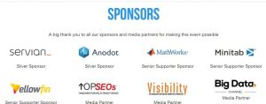 Big Data & Analytics Innovation Summit Sydney 2018 Sponsors