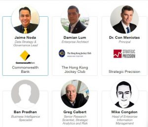Big Data & Analytics Innovation Summit Sydney 2018 Speakers