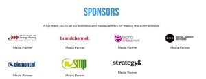 Disruptive Strategy Summit San Francisco 2018 Sponsors
