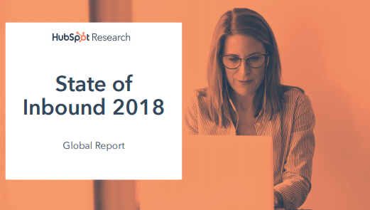State of Inbound Worldwide 2018 - HubSpot - Digital Marketing Community