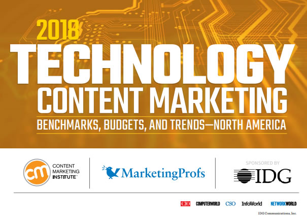 Content Marketing Insights Into North America B2B & B2C Enterprises