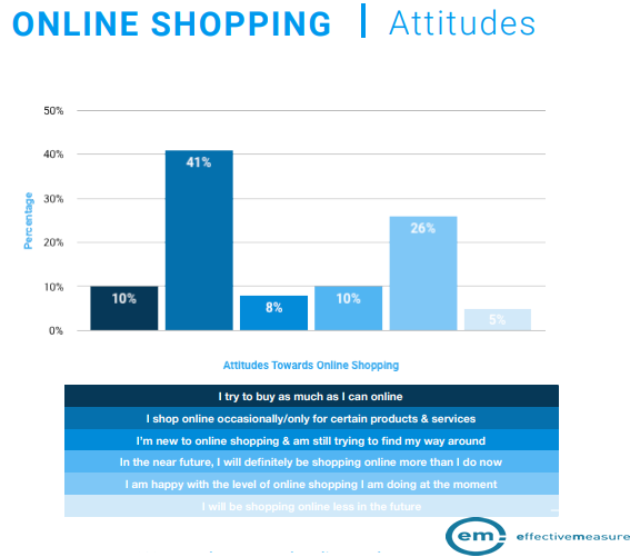 The South African Online Shoppers Purchasing Attitudes, 2017.
