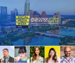 Social Media Week Austin (SMWATX) 2019 Speakers