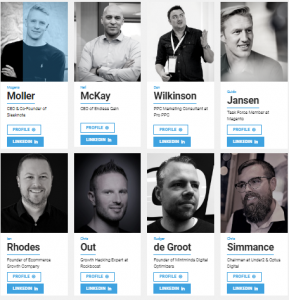3XE Conversion & eCommerce Conference 2019 Speakers