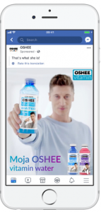 How OSHEE Markets for Its Vitamin Water by Facebook Video Ads? 3 | Digital Marketing Community