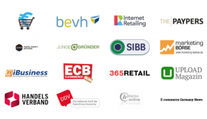 E-commerce Berlin Expo & Conference 2019 Sponsors