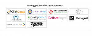UnGagged London Conference 2019