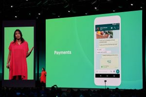 Facebook F8 - WhatsApp Product Catalog and Payment