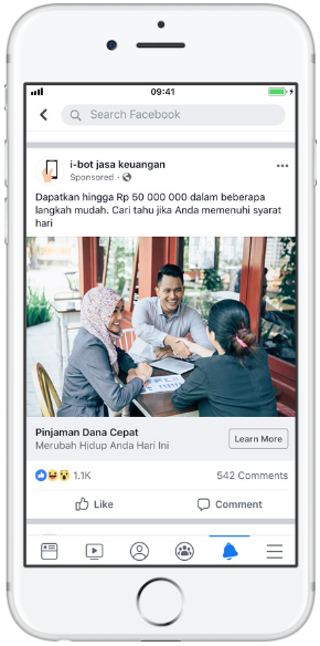 Facebook lead ads case study