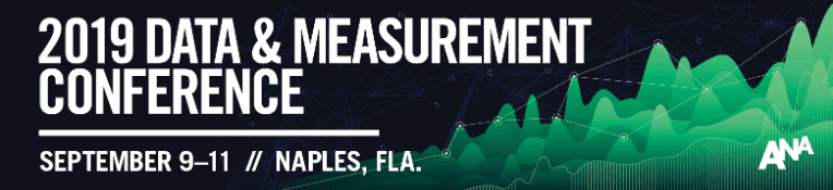 The 2019 ANA Data & Measurement Conference Presented by Google. Explore topics such as managing data, AI, cross-platform measurement and attribution, neuroscience marketing, predictive analytics, and much more.