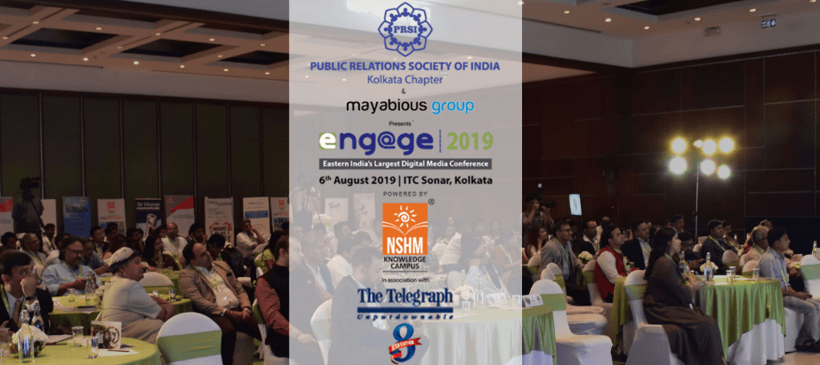 The Biggest Public Relations Events in India. Public Relations Society of India Conference: PRSI Engage 2019 - Public Relations Society of India 2019 is the largest digital media conference with some of the brightest industry stalwarts deliberating the intricacies of the new digital age