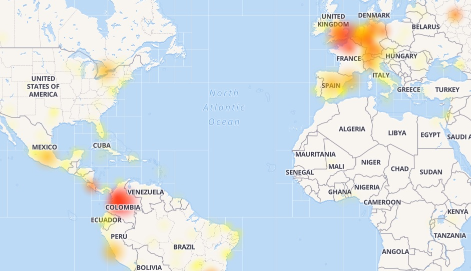 Facebook, WhatsApp and Instagram DOWN, as Users Reports Pour in Worldwide